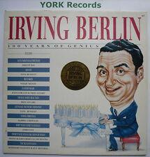 IRVING BERLIN - 100 Years Of Genius - Excellent Con LP Record CBS 460999 1