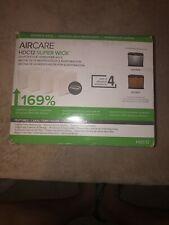 Aircare Hdc12 Super Wick Evaporative Humidifier Wick 4pk New open box. Ae