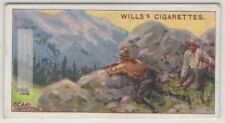 Bear Hunting In Early Autumn Canadian Provinces 100+ Y/O Trade Ad Card