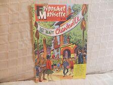 Fripounet et Marisette  26 octobre 1961 n° 43
