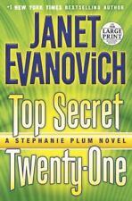 Top Secret Twenty-One: A Stephanie Plum Novel-ExLibrary