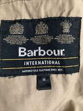 Barbour International Field Jkt Giacca Sahariana Tg M