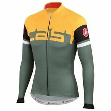 Castelli Men's Long Sleeve Cycling Jerseys
