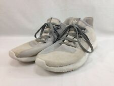 Adidas Sneakers Shoes Mens 12 Gray Low Top Lace Up Fabric Running Athletic