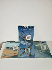 Osprey aircraft of the aces men and legends books bundle issues 20 24 48 57