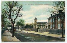 Park Avenue Sandymount Dublin Ireland 1907 postcard