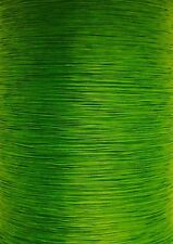 SCIENTIFIC ANGLERS 20# OPTIC GREEN DACRON BACKING PRE-CUT SPOOLS 100 YARDS **NEW