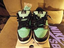 "RARE NIKE SB DUNK LOW PRO DIAMOND SUPPLY CO. ""TIFFANY"" SIZE 11 304292-402"