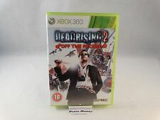 DEAD RISING 2 OFF THE RECORD ZOMBIES MICROSOFT XBOX 360 PAL COMPLETO COME NUOVO