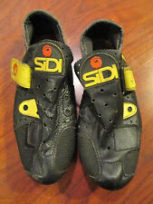 VINTAGE OLD SCHOOL RETRO SIDI ROAD TRACK CYCLING SHOES-WRONG SIZES
