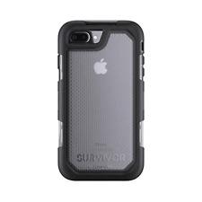 GRIFFIN SURVIVOR EXTREME CASE COVER FOR IPHONE 8 PLUS - BLACK/TINT - TA43845