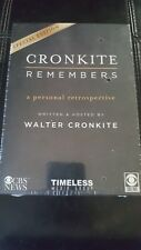 Walter Cronkite Remembers (DVD, 2009, 3-Disc Set)