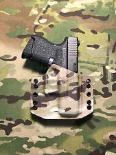 Multicam Kydex Holster for Glock 26 GEN5