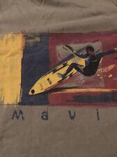 Maui Xl Sgt Leisure Khaki Tank Top🌺 Euc Kite Surfing �