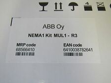 NEW ABB NEMA 1 MUL1-R3 MOUNTING KIT FOR ABB VARIABLE FREQUENCY DRIVES