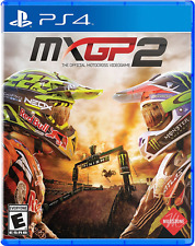 MXGP2 - PlayStation 4 Brand New Ps4 Games Sony Factory Sealed