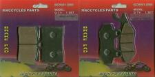 PGO Disc Brake Pads G-Max 250 2006-2008 Front & Rear (2 sets)