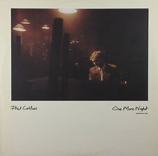 """12"""" Maxi - Phil Collins - One More Night (Extended Mix) - k2155"""