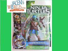 Leonardo Movie Basic Action Figures Teenage Mutant Ninja Turtles Toys New