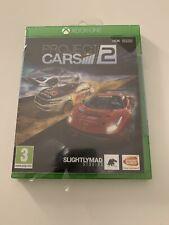 * Xbox One NEU versiegelt Spiel * PROJECT Cars 2