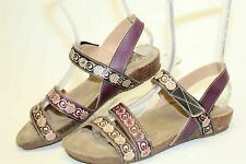 NEW Spring Step L'Artiste Paldina Womens 8 Casual Strappy Comfort Sandals