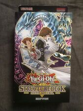 Yu-Gi-Oh! Seto Kaiba 1st Edition Structure Deck Factory Sealed
