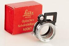 NOOKY 2.Model Elmar 5cm f. Leica // 24024,12