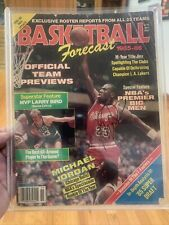 Michael Jordan Signed Rookie Card Magazine Psa/dna Super Rare