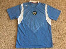 ARGENTINA Soccer Futbol Jersey LARGE Blue XARA National Team MESSI Cool