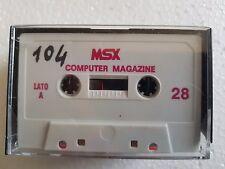 Msx MSX Computer Magazine n.28