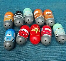 Mighty Beanz lot of 10 Disney Pixar Cars Set