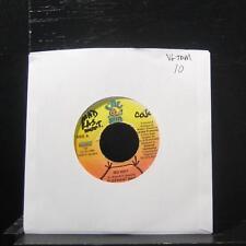 "Elephant Man - No Way 7"" VG Vinyl 45 Cali Bud 1999 Jamaica Reggae"