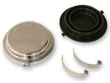 Mustang Master Cylinder Cap Disc Chrome 1964 1965 1966 - Scott Drake