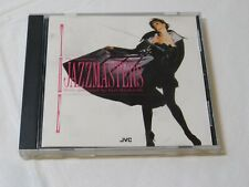 The Jazzmasters by Paul Hardcastle CD 1993 JVC Fast Forward Records Sound of Sum