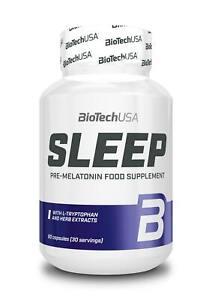 BiotechUSA Sleep 60 Kapseln