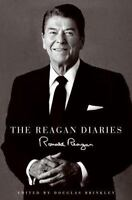 The Reagan Diaries Ronald Reagan 2007 Hardcover First Edition ISBN 9780060876005