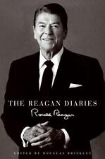 The Reagan Diaries by Ronald Reagan (2007, Hardcover)