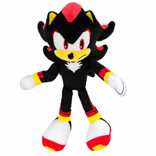 Sonic The Hedgehog Shadow Black 12-Inch Deluxe Plush Tomy