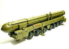 1/72 Russia RT-2PM2 Rocket Launcher Truck Vehicle Soviet Army Modern Model Kit