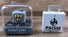 Antsy Labs Gamer G4mer Ed. Fidget Cube Kickstarter & Prism Silicone Case FCUB-G4