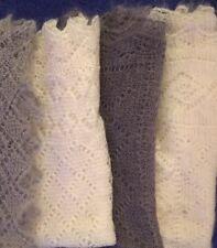 Russian Orenburg shawl.White Gossamer Goat Down Scarf. Wool wrap. Kerchief.