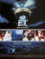 E.T. the Extra-terrestrial: Movie Storybook by Ostrow, Kim Hardback Book The