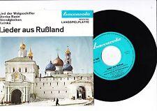 Lieder aus Rußland