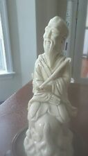 19th. Century. Chinese Porcelain Statue
