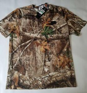 Under Armour Men's UA Early Season Kit Realtree Edge Camo Hunting Shirt Size L
