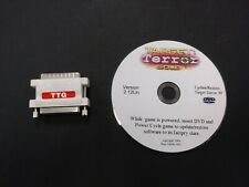 Target Terror Gold Raw Thrills Dongle And Recovery Disk Dvd V2.12Lin Used