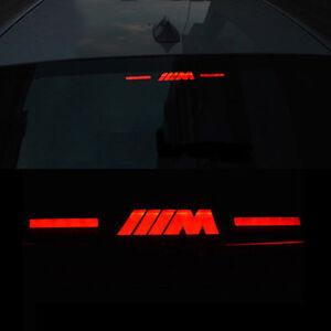 Black Brake Light Sticker for BMW M 3 Series E46 E90 E92 E93 E30 E35 E80 F31