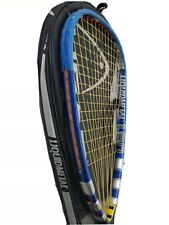 Head Liquidmetal 190 Megablast Racquetball Racket w/ Cover 3-5/8 Grip Size