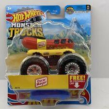 Hot Wheels monster trucks Oscar Mayer wienermobile
