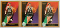 1990-91 SKYBOX BASKETBALL Larry Bird (3x) Card Lot #14 NM Boston Celtics Pacers
